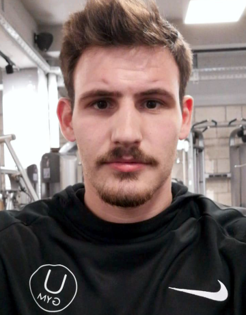 Ivica Opasivac - Trener Ultimate Gym Metkovic